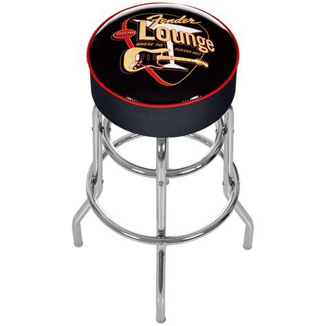Fender Stool fender 174 padded bar stool 300062 at sportsman s guide