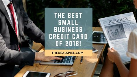 Best Business Credit Cards 2018