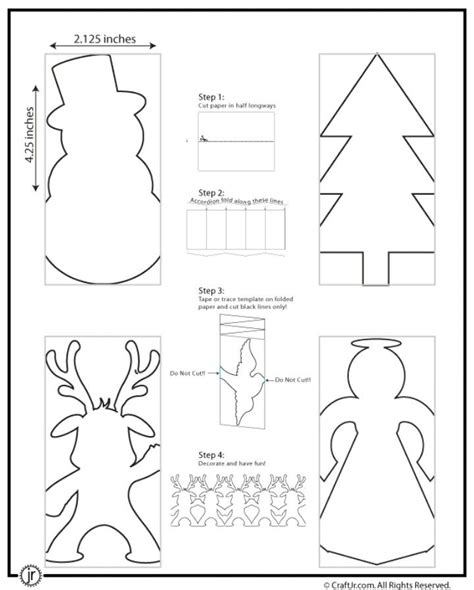 How To Make A Paper Snowman Chain - 134 best images about paper chains snowflakes spiral on
