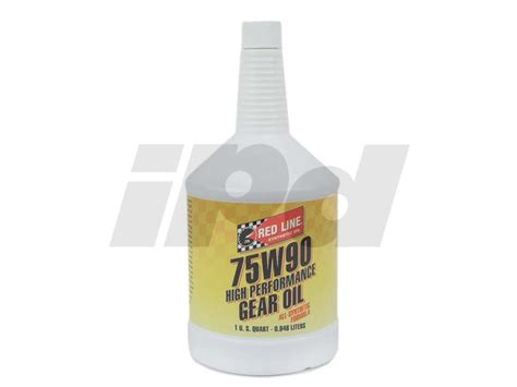 red  gear differential oil    rl