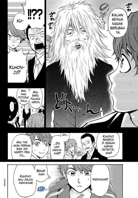 Manga This Man Chapter 17 Bahasa Indonesia - YaMimpih!