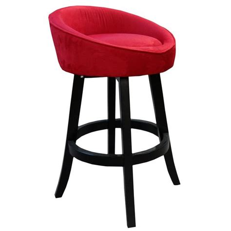 Microfiber Swivel Bar Stools by 30 Best Kitchen Images On Counter Height