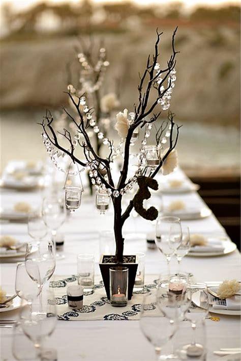 Crystal Manzanita Tree Stunning Centerpieces Or Decor Tree Centerpieces For Weddings