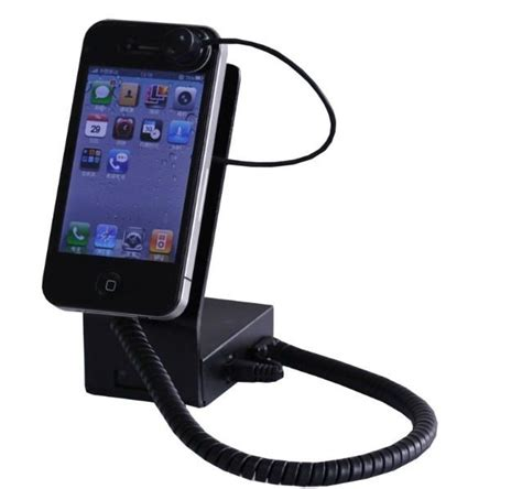 iphone stand alone alarm display stand yomo mb75 yomo