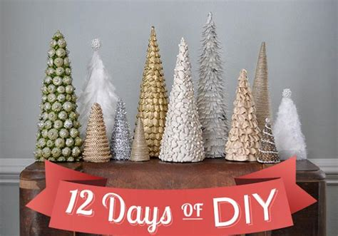 Handmade Tree Decorations Ideas - diy decorations easyday