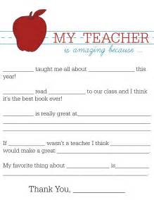 Teacher Appreciation Template Letter All About My Teacher Beautiful Messages And Flyer Template