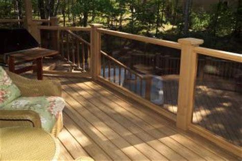 plexiglass railing plexiglass railing