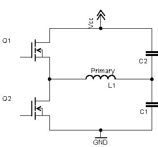 half bridge inverter capacitor design half bridge inverter design electronics forums