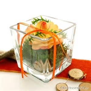 tischdeko vasen tischdeko mit glasvasen f 252 r hochzeit und feste