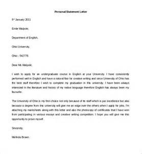 personal letter template 40 free sle exle format