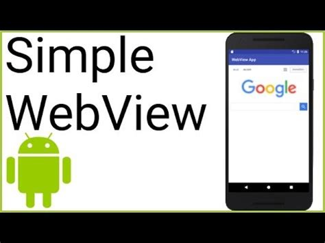 tutorial webview android studio webview android studio tutorial youtube