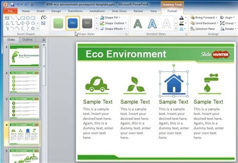edit template powerpoint premium and free renewable energy powerpoint templates