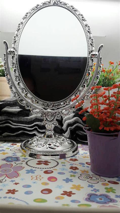 Meja Rias Di Medan jual silver mirror sui kaca rias cermin meja murah