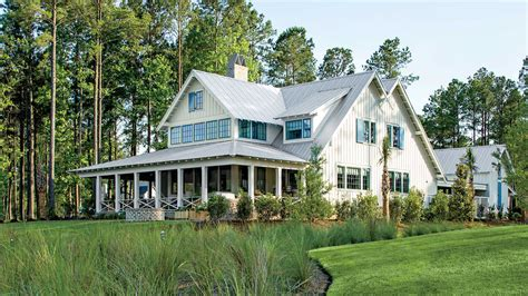 Southern Living | palmetto bluff idea house photo tour southern living