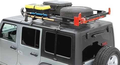 surco safari roof rack surco safari hardtop rack for 07 18 jeep 174 wrangler wrangler unlimited jk quadratec