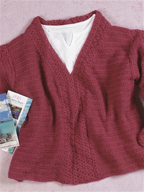 Id 2248 Crochet V Neck With Inner Blouse crochet clothes crochet sweater top patterns v neck free crochet sweater pattern