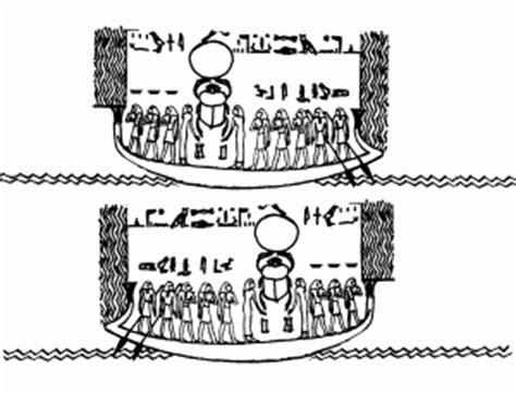 dessin bateau egyptien egypte coloriages difficiles pour adultes justcolor