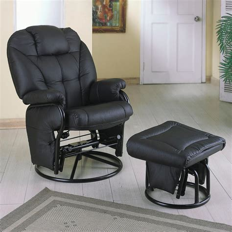 best reclining glider glider recliner chair chairs seating