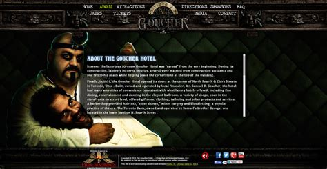 haunted house website design haunted house website design 28 images imaginings haunted house website design