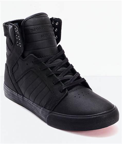 supras shoes for supra skytop muska carpet edition tuf black skate
