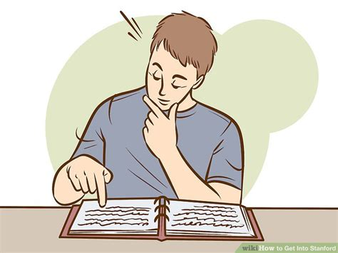 What Does It Take To Get Into Stanford Mba by How To Get Into Stanford With Pictures Wikihow