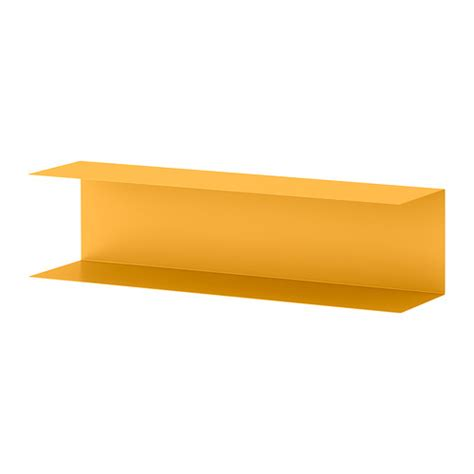 Yellow Wall Shelf botkyrka wall shelf yellow