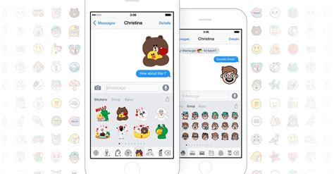 emoji app android line brings bacon avocado and thousands of other emoji to iphone with new keyboard app