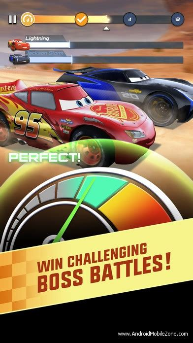 mod game cars apk cars lightning league apk v1 0 mod android game