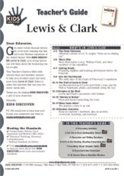 lewis and clark timeline for kids worksheet education com lewis clark kids discover