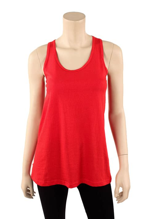 l post top fitters womens loose fit tank top 100 cotton relaxed flowy basic