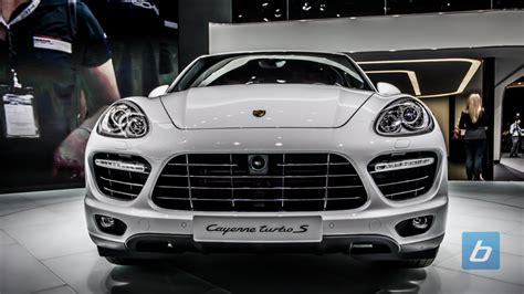 Porsche Cayenne S 2014 by 2014 Porsche Cayenne Turbo S Show Photos Porsche Cayenne