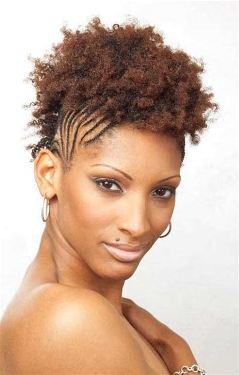 bouncy hair for black women 25 pictures of short hairstyles for black women