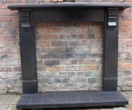 slate fireplace surrounds late surround in slate archive