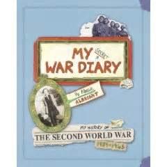 my secret war diary my reading diary my secret war diary