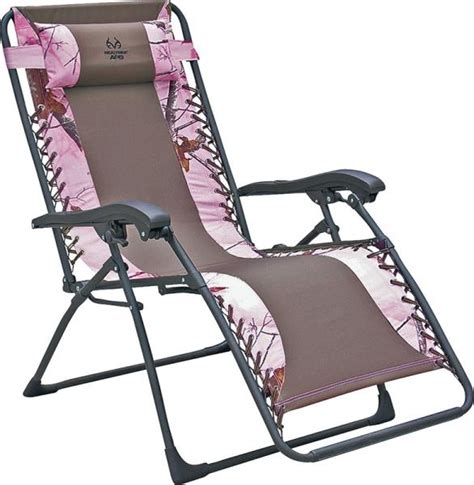seasonal trends fgoxrtpn realtree pink relaxer chair