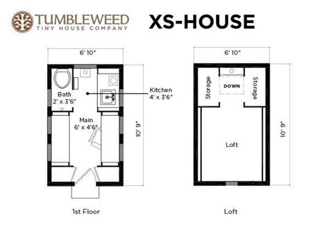 tumbleweed floor plans the compact style of tiny tumbleweed homes art