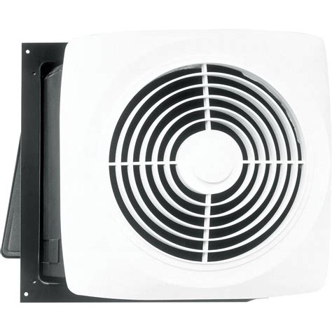 through wall bathroom exhaust fan 270 cfm through the wall exhaust fan 508 the home depot