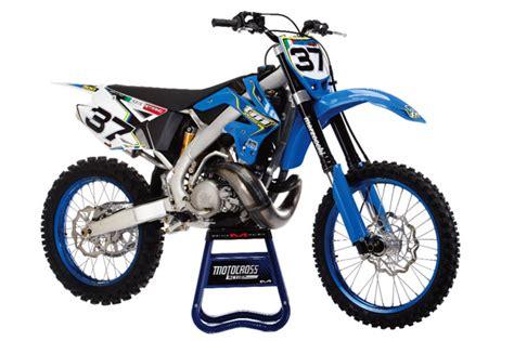 italian motocross bikes motocross action magazine 2011 tm mx300 two stroke