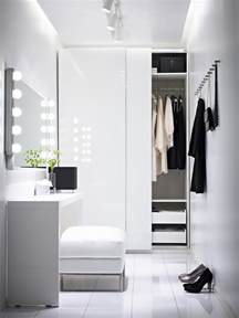 Walls And Trends how to turn a small bedroom into a dressing room