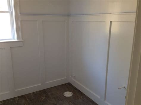 bathroom wainscoting height 1000 ideas about wainscoting height on pinterest