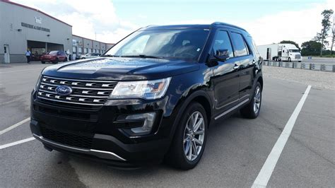 2017 ford explorer limited 2017 ford explorer limited rental review female body