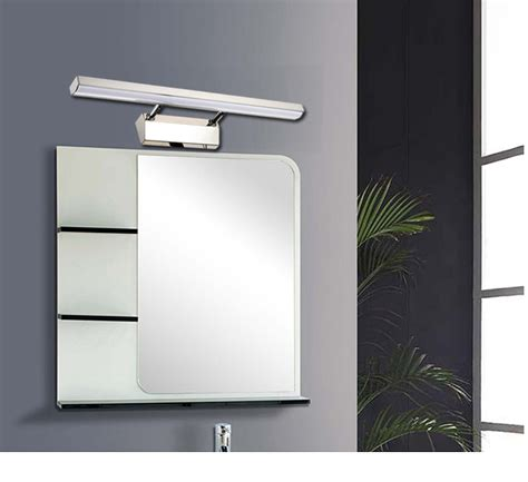 Mirror Light Bathroom Cabinet Aliexpress Buy Mist Proof Led Mirror Lights Modern Minimalist Bathroom Cabinet Front Light