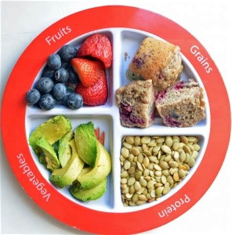 myplate meal ideas | ideas that incorporate fruits and