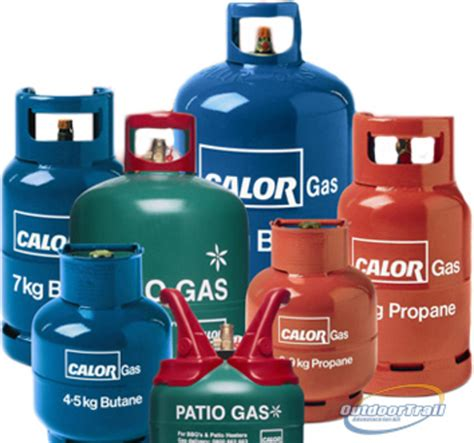 Patio Gas Refill by Calor Gas Bottles Refill Butane Propane Patio Gas