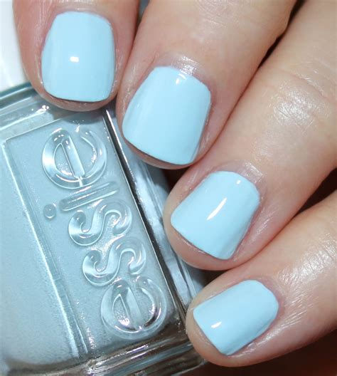 la blue essie summer 2017 collection vy varnish