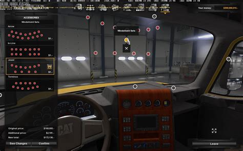 euro truck simulator 2 mod game fixes cat ct660 fix 1 3 1 ats euro truck simulator 2 mods