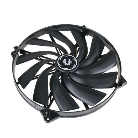 bitfenix spectre 200mm fan bitfenix spectre 200mm fan all black lubf 007 from