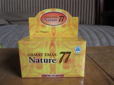 Jelly Gamat Emas Kapsul Nature 77 Gamat Emas Tenlung Limited gamat emas nature 77 alzafa store