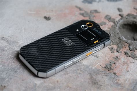 Cat Rugged Phone by Cat S60 Review A Rugged Phone That Can See In The