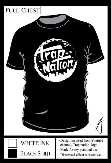 Hoodie Trap Nation 4 trap nation t shirt on behance